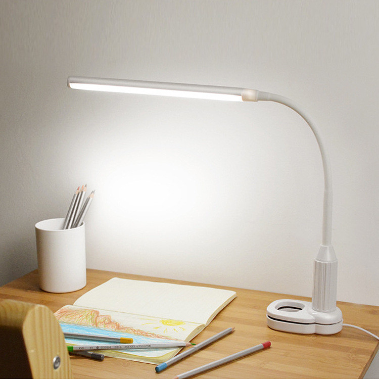 wholesale <strong>Spiral</strong> Clip Table <strong>Lamp</strong> Touch dimming Office bedroom bedside table <strong>lamps</strong>