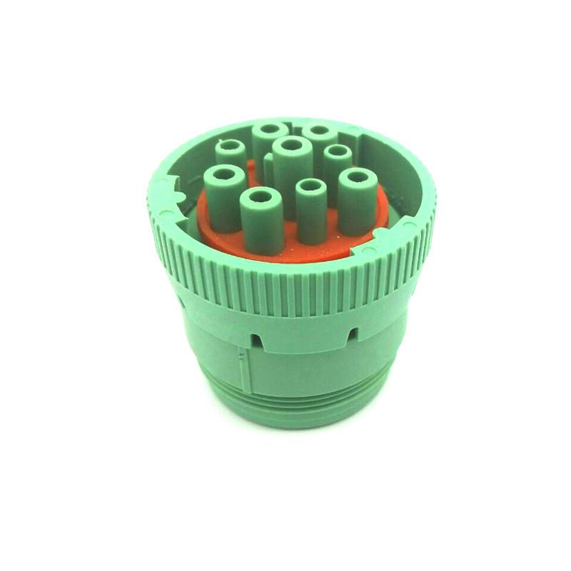 9 Socket 9 Pin 9-Position Plug J1939 HD16-9-1939SE Socket Deutsch Connector