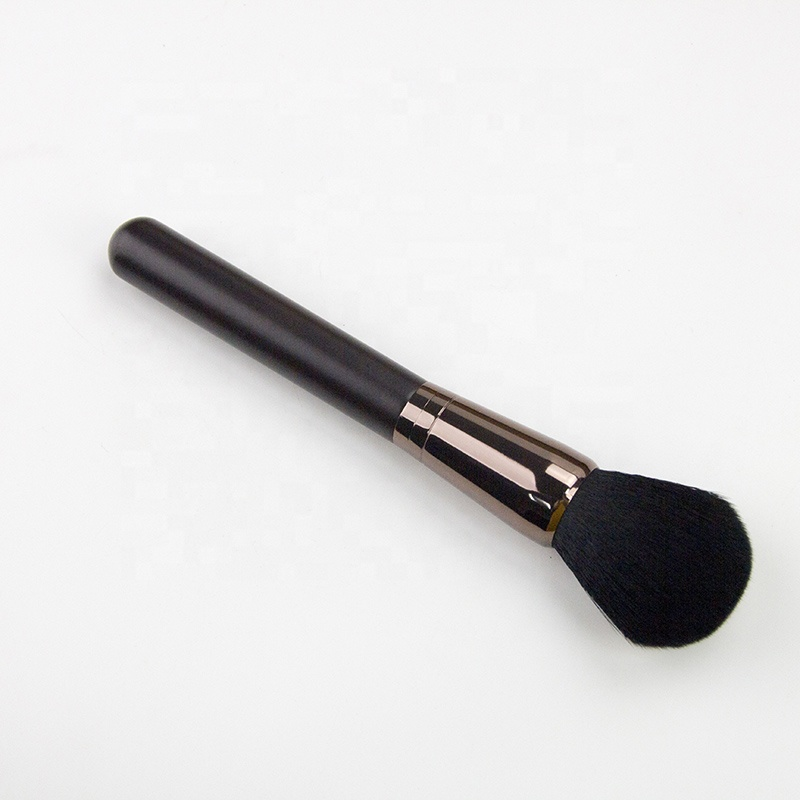2020 young girls beauty tools convenient cosmetic single natural brush makeup powder