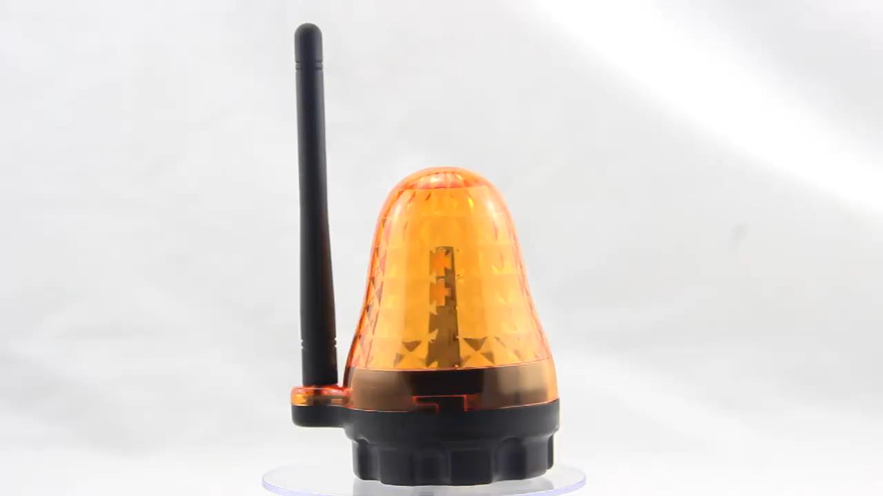 Alarm Lampu Flash Untuk Otomatis Gerbang Pembuka JJ-JD06
