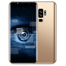 Heißer Verkauf Telefonos Moviles Smartphone MTK6580 Android OS 5,0 3G <span class=keywords><strong>Celulares</strong></span> für Samsung S9 +