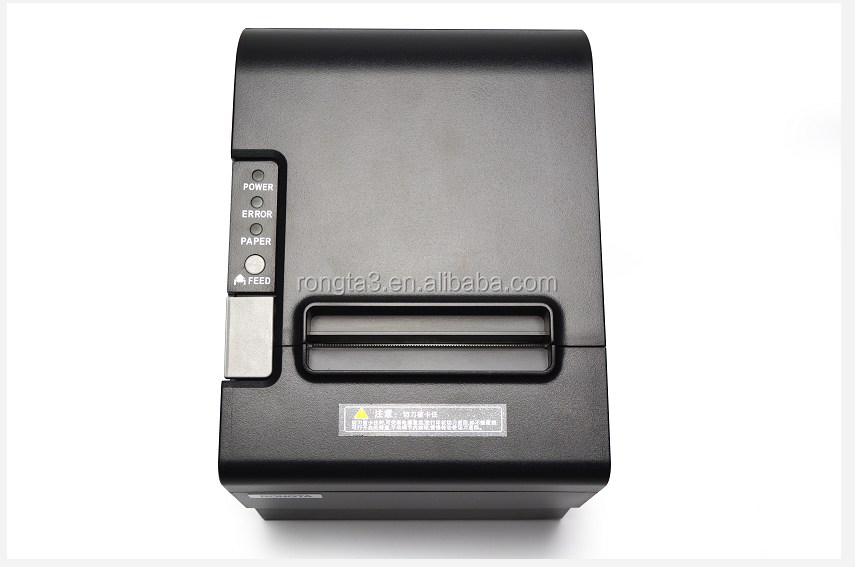 thermal receipt printer Rongta RP80 pos printer 80mm restaurant atm thermal receipt printer