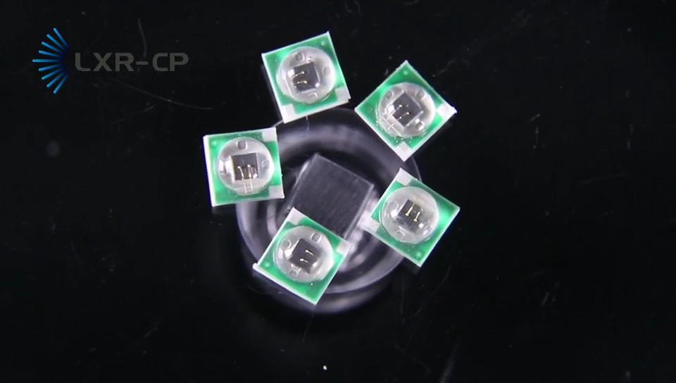 Ceramic 365NM 380NM 400NM 420NM 660NM 730NM 850NM 940NM  1w 3w 3535 UV IR Led Chip