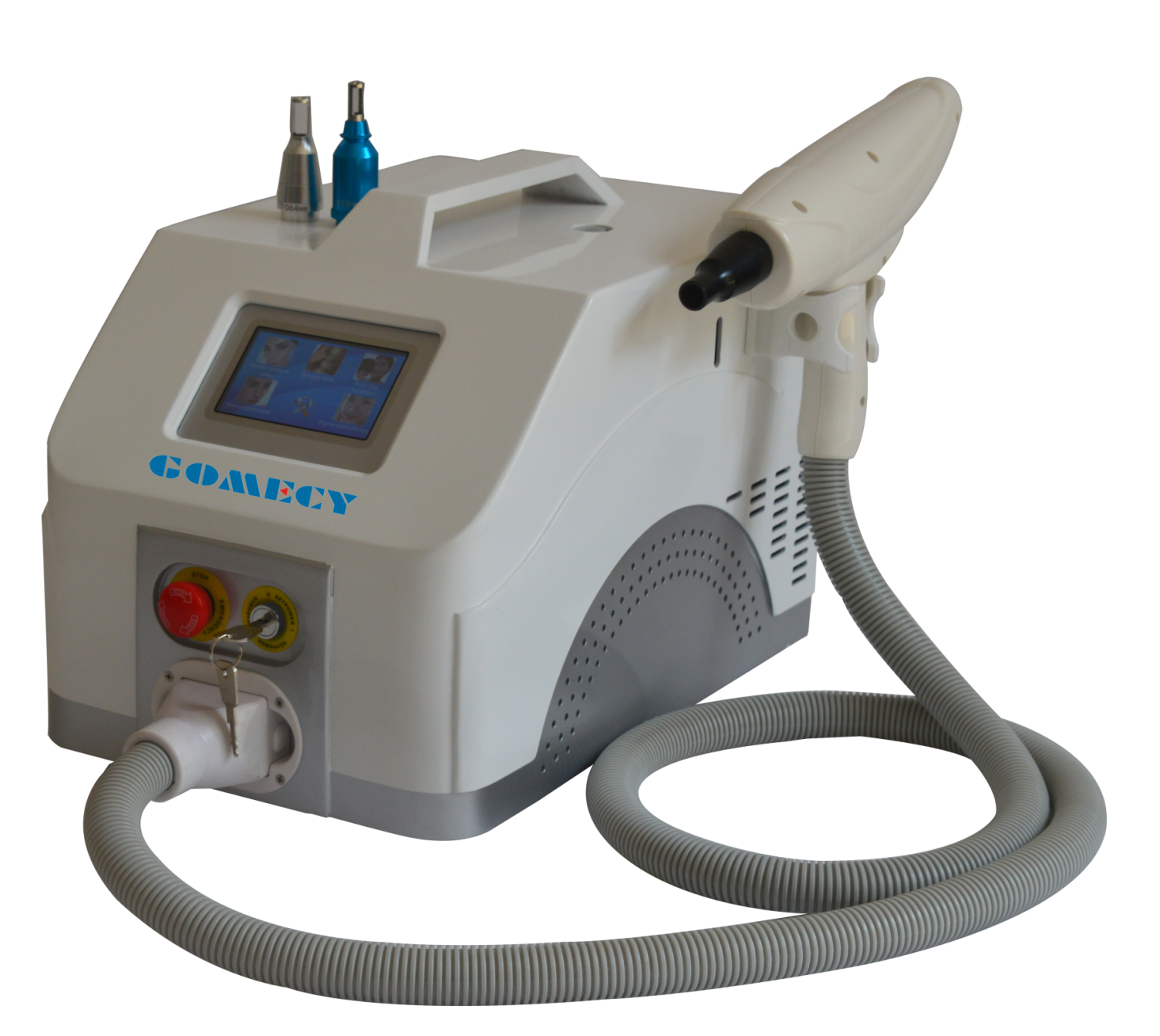 GOMECY black tattoo removing 1064nm nd yag laser  Tattoo removal