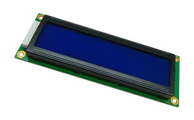 small monochrome lcd panel