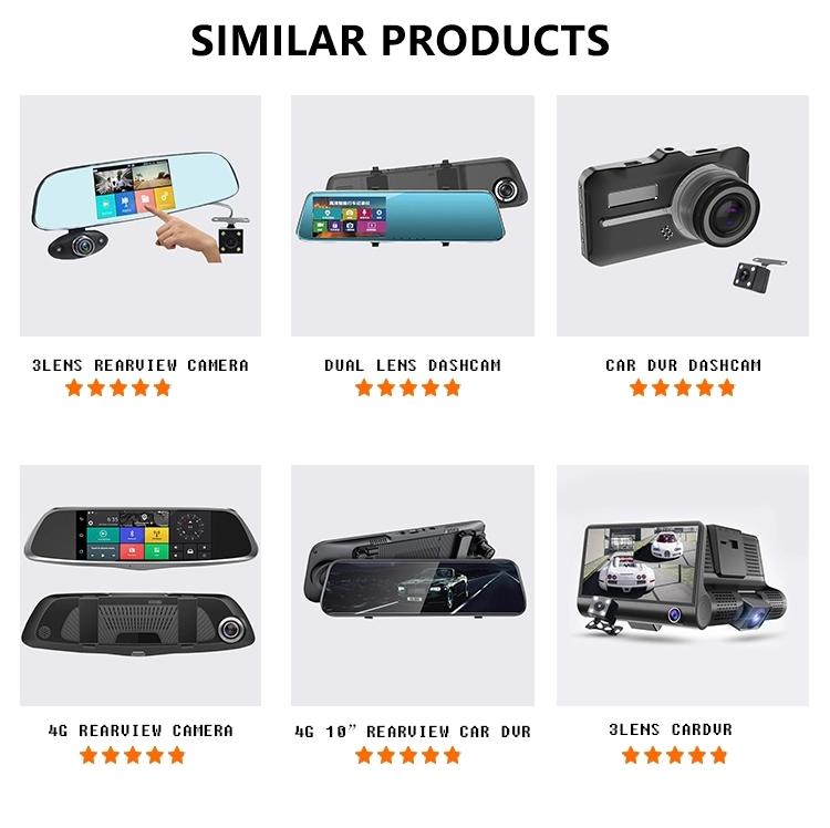 1080p dash cam Video car video recorder 3' Full 1080P Dashboard Dash Cam Car DVR