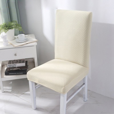 Polyester Fiber Plaid Chair Cover Durable and Easy to Clean for Protect the Chair Damage Machine washable