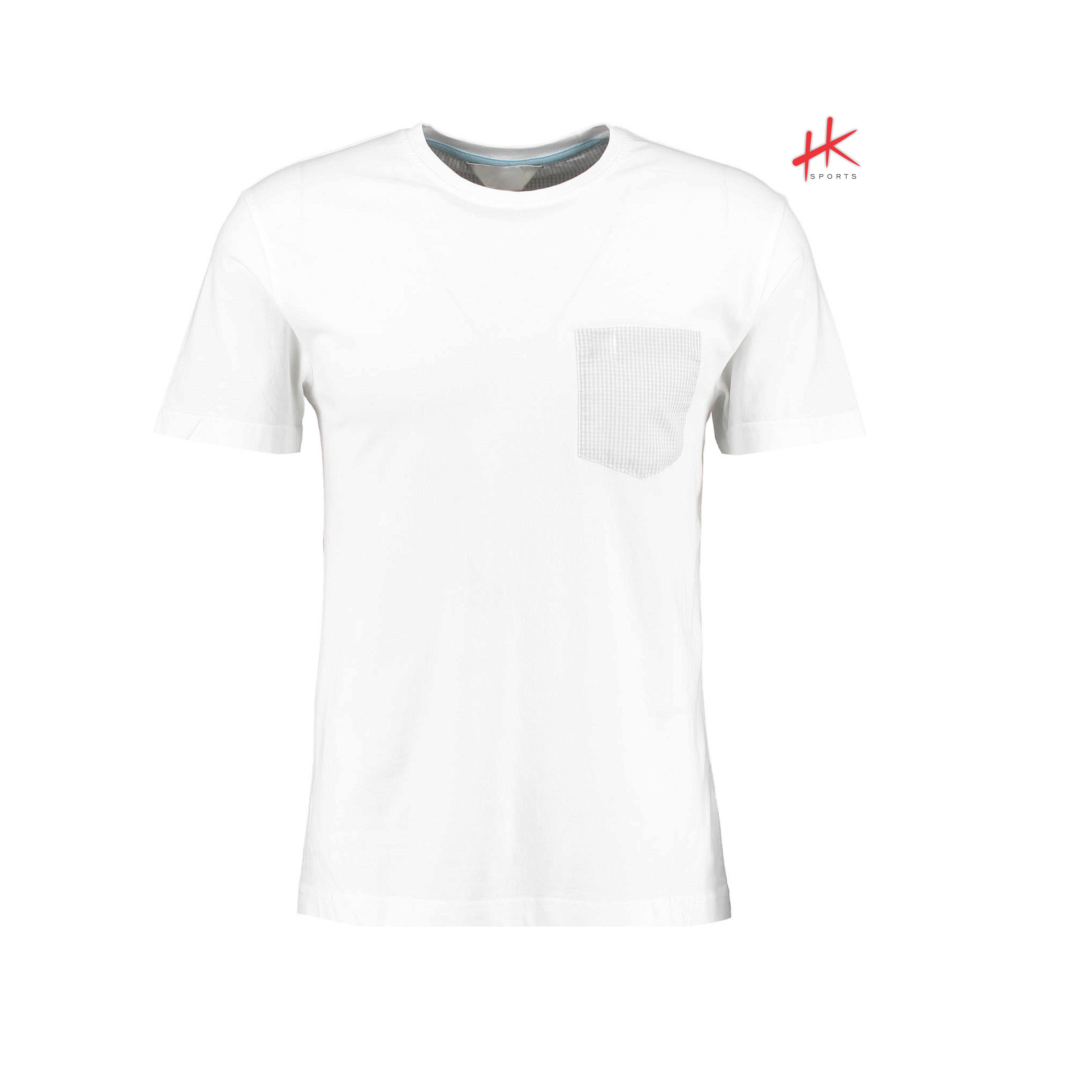 Mens Round Neck White T shirt Buy Camisetas Blancas
