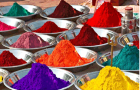 Blue Purple Brown Iron Oxide Pigment for Producing Colorful Cement