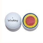 Golf 2/3/4/5 Pc Layer USGA Standard Soft Tournament Golf Ball
