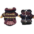 New arrival guangzhou factory custom dog sweater clothes
