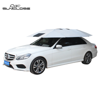 SUNCLOSE Car umbrella,hail protection car cover,car sun shade