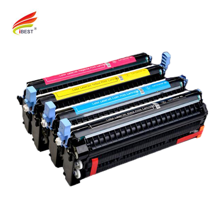 Compatibile HP C9730A C9731A C9732A C9733A Cartuccia di Toner per HP Color Laserjet 5500 Cartuccia 5550
