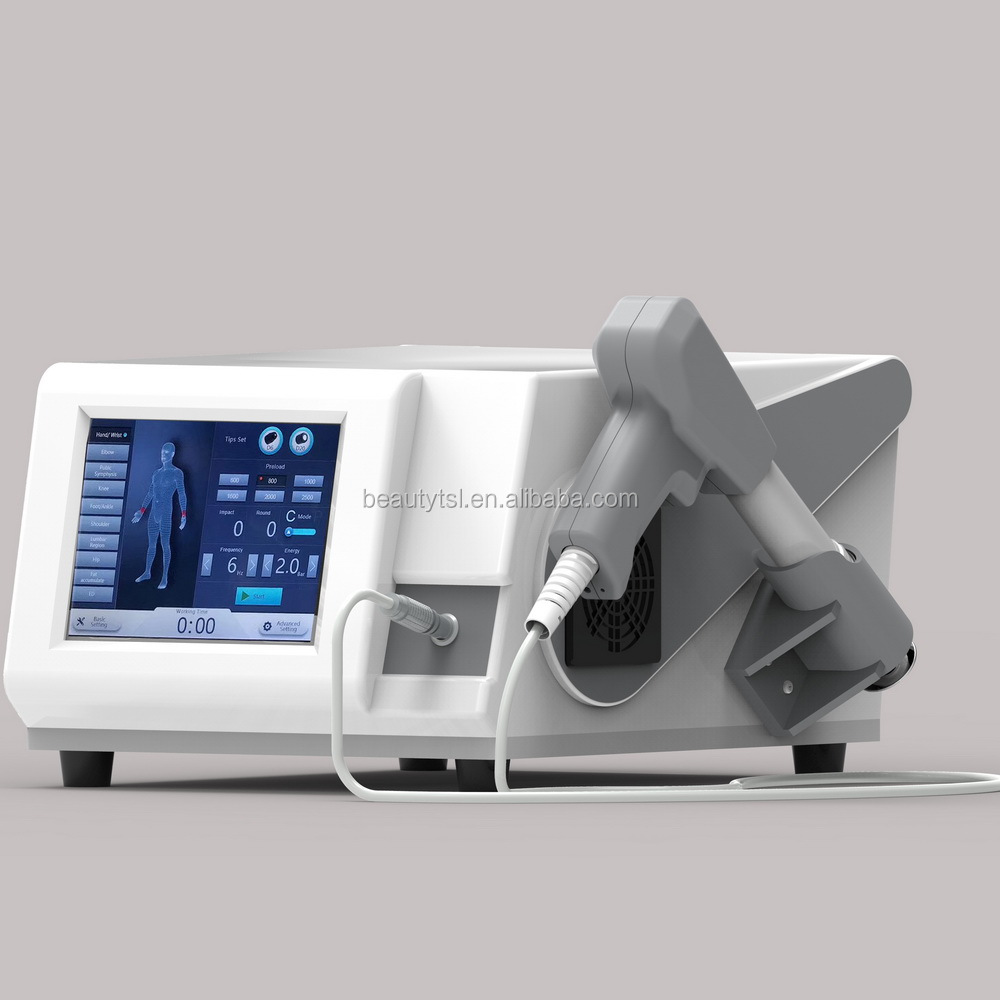 Factory price lingmei shockwave equipment SW10 ed treatment eswt extracorporeal shock wave therapy erectile dysfunction