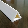30mm triangle plastic tube plastic extrusion PVC ABS tubing