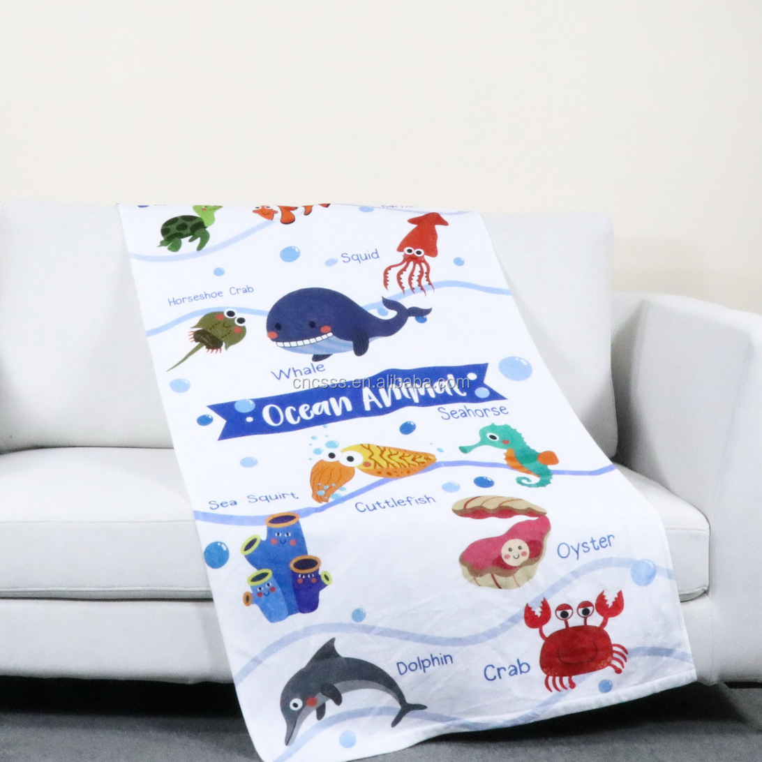 Personalized Towel With Logo OEM