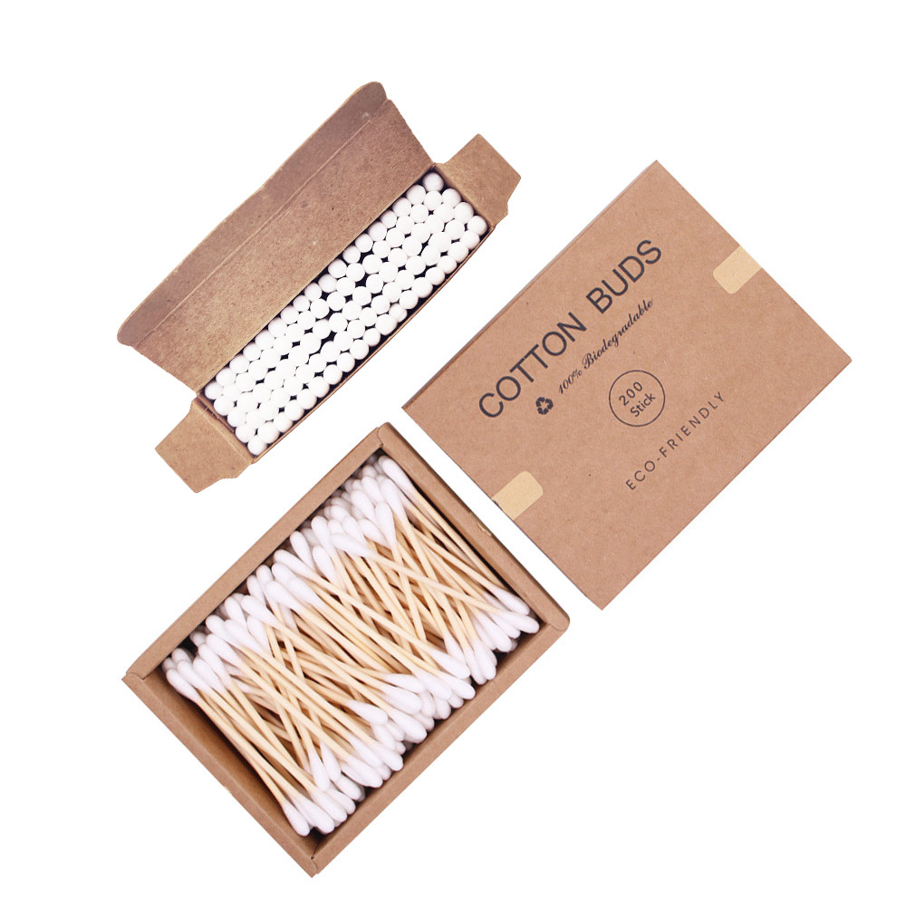 2019 Trending Amazon Baby Bamboo Cotton Buds, Amazon Bamboo Sticks Cotton Swab Bud