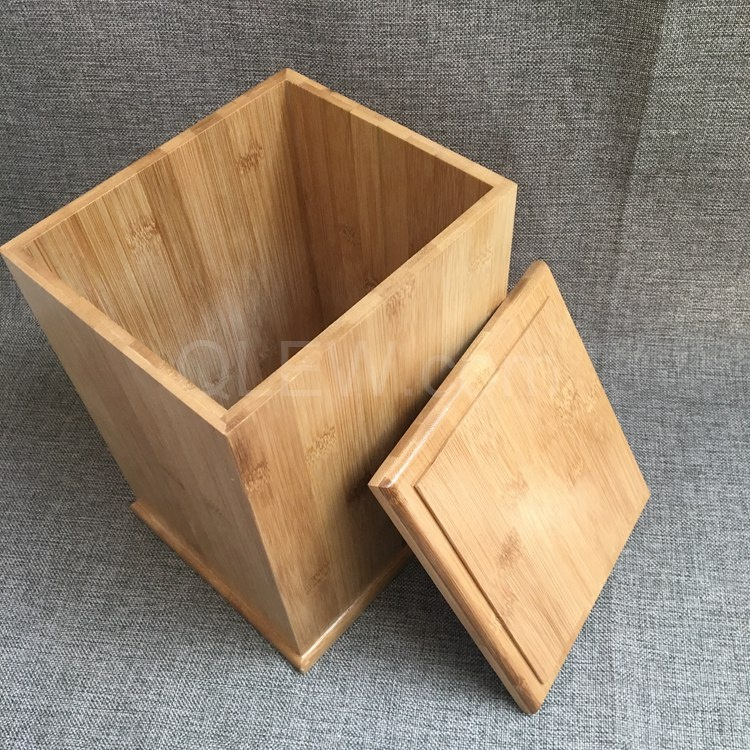 Eco friendly cremation urns bamboo ashes urns for human ashes