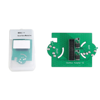 Yanhua Mini ACDP Module 11 with Adapters Gearbox EGS ISN Authorization Support both 6HP & 8HP for BMW Key Programmer