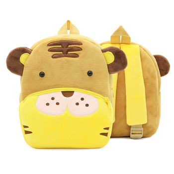Plush Toy Backpack Plush Backpack Tiger Animal Backpack Tiger