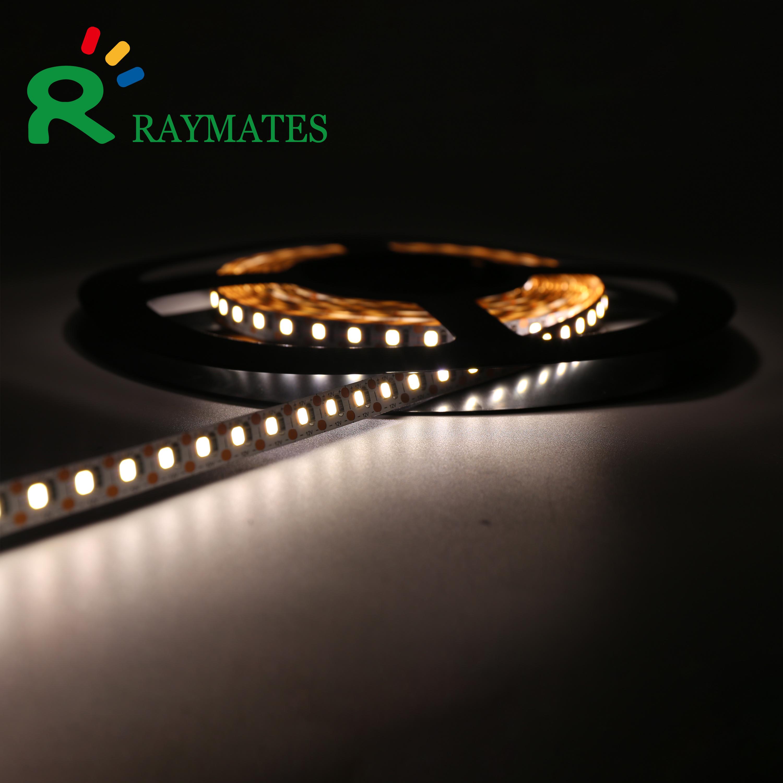 108leds/m SMD2835 strip light RAYMATES low wattage architectural lighting tape light 12v&24v