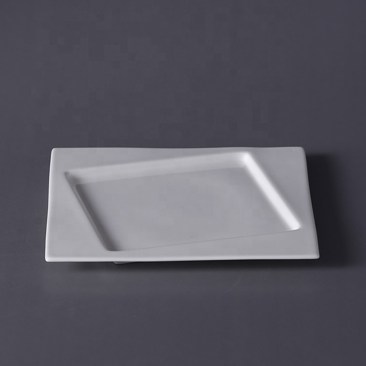 flat dishes plate