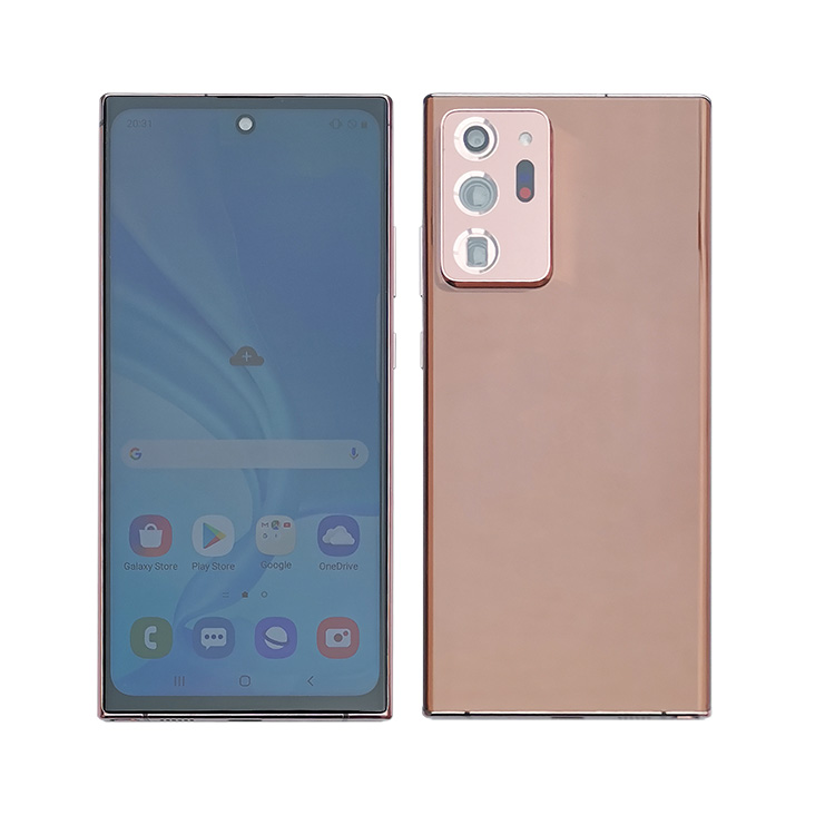 2020 Newest 6.9 inch Perforated screen Smart  phones 3G Movil Celulares  Fingerprint unlock 2GB 16GB
