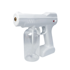 Ultraviolet strong blue light nano anti-virus rechargeable normal temperature atomization disinfection gun