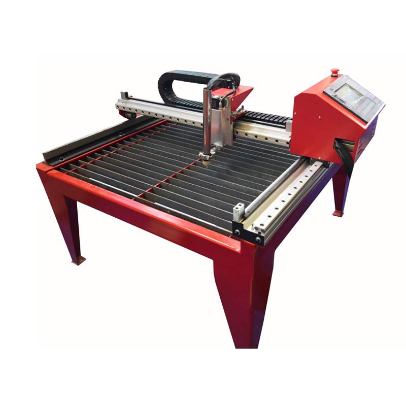 220 Tensione mini tavolo di taglio al plasma di CNC macchina di taglio al plasma