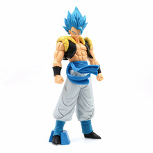 (Hot selling) Hoge Kwaliteit <span class=keywords><strong>Dragon</strong></span> <span class=keywords><strong>Ball</strong></span> <span class=keywords><strong>Z</strong></span> Action Figures Gogeta Pvc Action Figure Speelgoed, PVC <span class=keywords><strong>Dragon</strong></span> <span class=keywords><strong>ball</strong></span> Gogeta Action figures