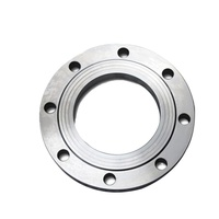 Russian standard pipe casting slip-on flange