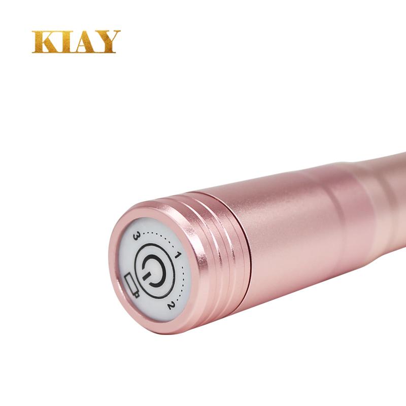 Popular Korea F1 microblading kit micropigmentation machine PMU MTS semi wireless permanent makeup machine