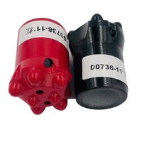 36mm taper drill button bit for mining