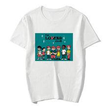 Винтажный Готический летний мягкий наряд для девочек, эстетический стиль, футболка с графикой, Harajuku, модные футболки, Loser Lover, женская одежда(Китай)