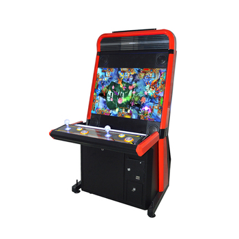 Fisherman's Wharf 2 Electronic Shooting Coin Fish Board  fishing Operated  game machine