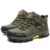 New Design Waterproof Mens Anti-Slip Mountain Sneakers Boots Leather Hiking Shoes Outdoor