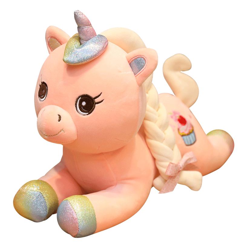 Wholesale Promotion Cute Super Soft Plush Unicorn Plush Toys