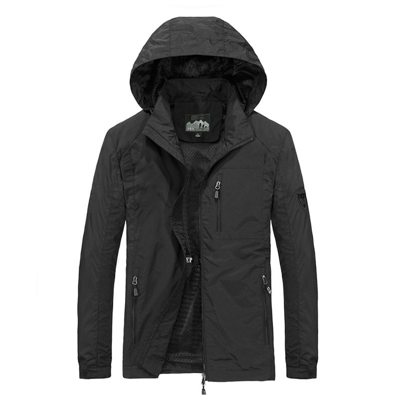 2020 new <strong>jacket</strong> men's <strong>military</strong> <strong>style</strong> spring and autumn thin breathable large size <strong>jacket</strong> single product