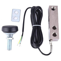 Kitchen Weighing Scale Load Cell Manufacturer Slim 1 Ton Load Cell Sensor Shear Beam Load Cell 1t