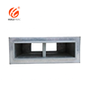HVAC High quality plenum box for air duct/ventilation fittings