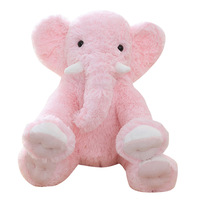 En71 Stuffed Animal Design Soft Toys Peluches Small Animals Elephant Custom Toy Plush
