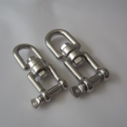 Stainless steel Jaw and Eye Swivel for Marine and Industrial Rigging applications