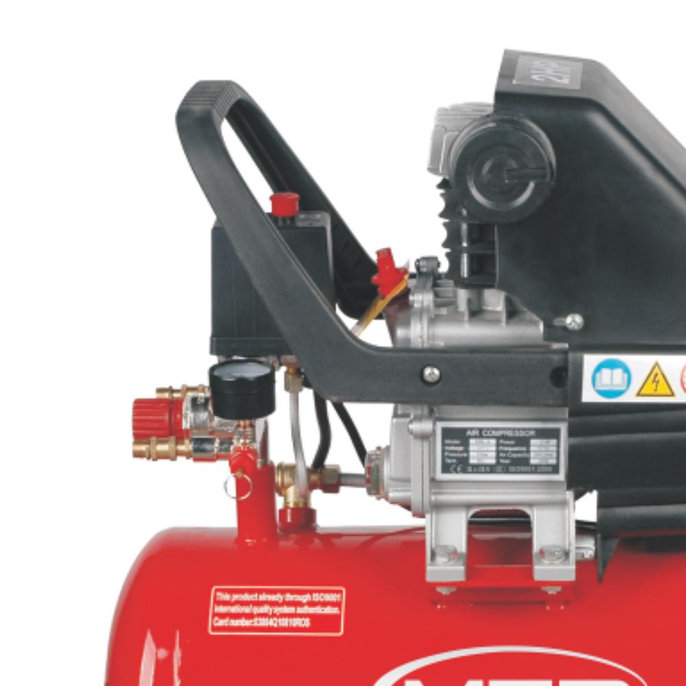 8Bar 1hp direct driven electric air compressor