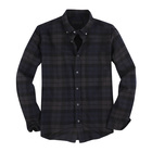 cheap price wholesale plaid flannel shirt