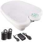 Portable Ionic Detox Foot Spa Machine HK-802FS With Bath