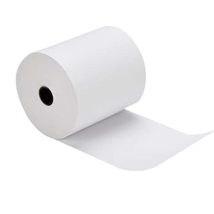 Custom Size receipt roll thermal paper rolls 57mm width for restaurant