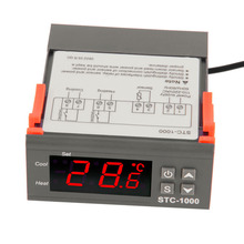 Thermostat Aquarium STC1000 Incubator Cold CHAIN TEMP ขายส่ง Laboratories อุณหภูมิ