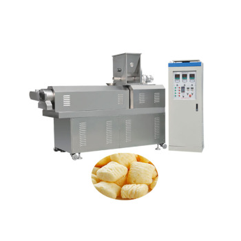 small snacks extruder machinery food processing line for sale