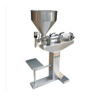 PPF-500 Hualian Multi-Function Beer Mineral Water Liquid Juice Honey Paste Oil Automatic Gas Filling Machine