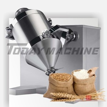 Three Dimensional Movement mixer / 3D Powder Mixing Machine